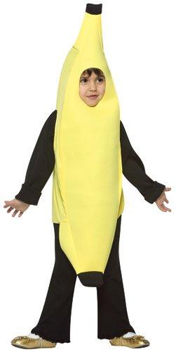 Yellow Banana Toddler size 3T-4T Halloween Costume by Rasta Imposta -