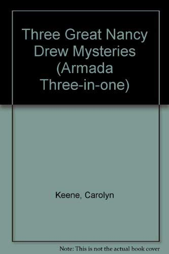 The Password to Larkspur Lane/The Clue of the Broken Locket/The Clue of the Leaning Chimney (Nancy Drew, Book 10,11 & 26) (Armada 3-in-1)