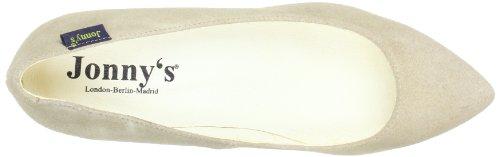 Johannes W. Siri 9208 S Damen Pumps Beige (Beige)