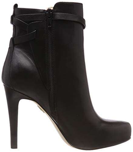 Femme 01 Noir Black Nappa Leather Dawn Botines Buffalo 00 wxqvIPf1F