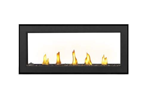 Acies 38 See Thru Direct Vent Natural Gas Fireplace - Package 3