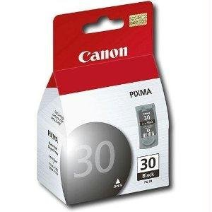 Brand New Canon Usa Pg-30 Black Ink Tank - For Ip2600 Ip1800 Mx310 Mx300 Mp210 Mp470 Mp140 Mp