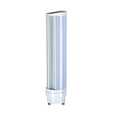 Satco S8745 8W LED PL GU24 2700K Warm White 675 Lumens GU24