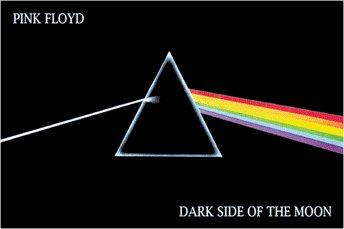 Pink Floyd Dark Side Of The Moon Poster -NEW Rare