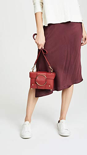 Yuzefi Box Asher Women's Bag Ruby rwUrqE