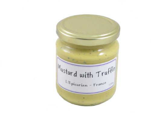 Truffle Flavored LEpicurien Gourmet mustard product image