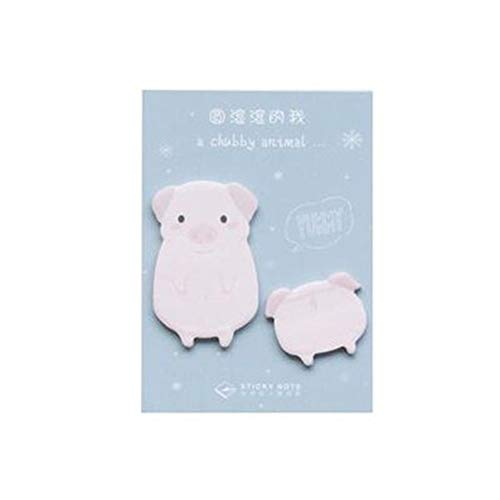 Notebooks & Writing Pads Office & School Supplies Precise Cute Animals Cat Panda Sticky Notes Kawaii Memo Pad Cartoon Planner To Do List Notepad School Office Supplies Stationery Durable Service
