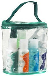 Gena Feet-To-Go Travel KIt with Tote by Gena by Gena