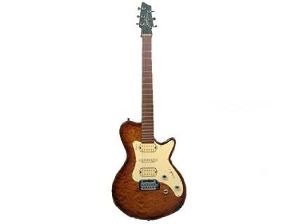 Godin solidac - Guitarra eléctrica (Arce, Two Voice): Amazon.es: Instrumentos musicales