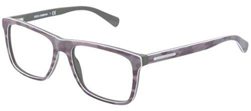 Dolce & Gabbana DG3192 Eyeglasses-2804 Top Mimetic/Military - Dolce Model Gabbana