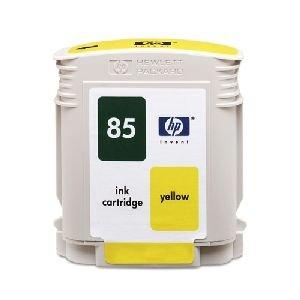 Hewlett-Packard C9427A HP 85 Ink Cartridge Designjet 30/90/130 28ml Yellow
