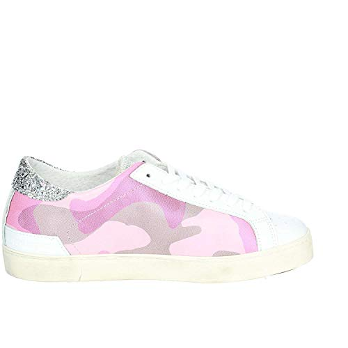 Rose Low Femme Hill Sneakers 10 a t e D qf8znF