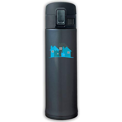 Housing 2 Stainless Steel Vacuum-Insulated Mug - BPA Free - Traveler Cup With Bounce Cover