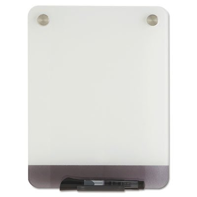 ICE31110 - Clarity Glass Personal Dry Erase Boards by MyDirectAdvantage