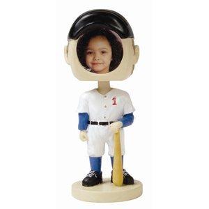 Baseball Photo Bobble Heads - Pack of 12