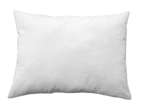 """A Little Pillow Company"" Hypoallergenic TODDLER PILLOW in White - 13""x18"" (Ages 2 - 4)"