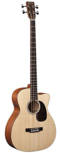 Martin BCPA4 Acoustic Electric Bass (Martin Acoustic Bass)