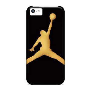 LJF phone case AOYaLIF8458VJBeT Tpu Case Skin Protector For iphone 5/5s Air Jordan With Nice Appearance