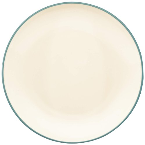 Noritake Colorwave Coupe Salad Plate, Turquoise ()