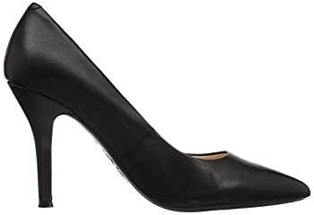 Nine West Women's Fifth9x Fifth Pointy Toe Pumps, Black Calf Leather - 8 B(m) Us 6