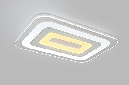 Moderne einfache LED ultra - dünne Deckenlampen Wohnzimmerlampen ...