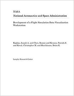 Development of a Flight Simulation Data Visualization
