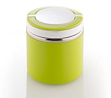 isotherme – Boîte de maintien au chaud – lunch box – Boîte à pain vert 8be99a349675