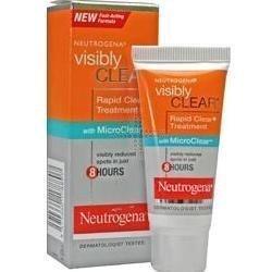 neutrogena rapid clear treatment
