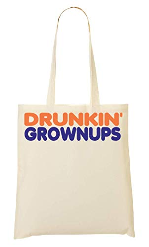 Ams Grownups Bag Drunkin Boodschappentas Tote xwvY8qfv