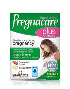 – Vitabiotics Pregnacare Plus Tablets | 56s | – SUPER SAVER – SAVE MONEY by Vitabiotics For Sale