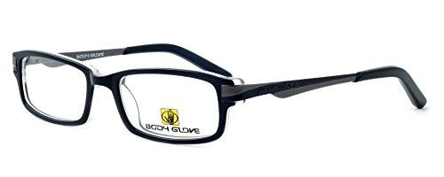 Body Glove Optical Eyewear BB120 Eyeglasses in Black ; DEMO LENS ()