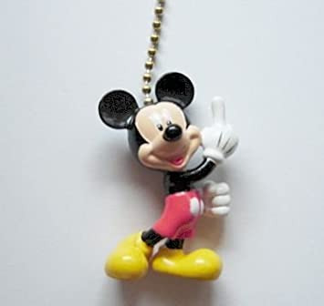 Walt Disney/'s Mickey Mouse Ceiling FanLight Pull Chain