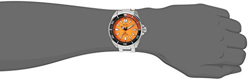 Orange seiko watches for men
