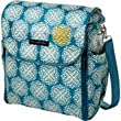 Petunia Pickle Bottom Boxy Backpack in Tranquil Tibet