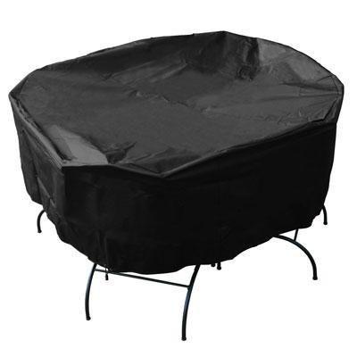 "1 - 70"" Round Patio Cover Black"