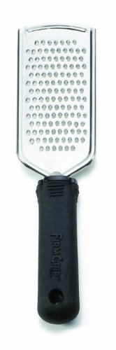 Tablecraft Firm Grip Grater with Small Hole