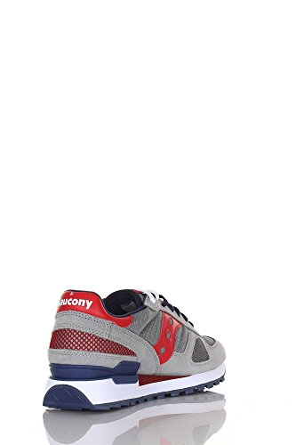 homme Red Shadow Men Grey Saucony Baskets mode Original Blu COwnXqT