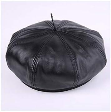 Women's Genuine Leather Hat...