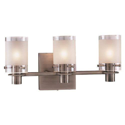 George Kovacs P5003 056 Modern Chimes 3 Light Bath Bar