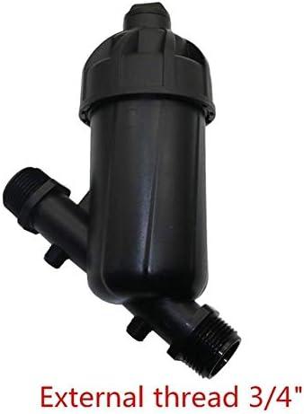 Kammas Filtro de Agua Tipo Y con 3/4 Pulgadas, 1 Pulgada de Rosca ...