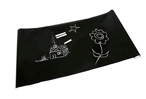 Pareti Lavagna Per Bambini : Pellicola decorativa adesivo da parete lavagna per bambini lavagna
