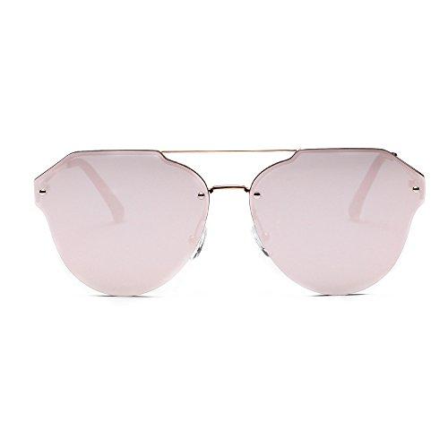 Sonnenbrille Herren Polarisiert Pilotenbrille Frauen Fliegerbrille UV400 Schutz