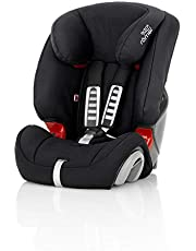Britax Römer car seat 9-36 kg, EVOLVA 123 group 1/2/3, Cosmos Black