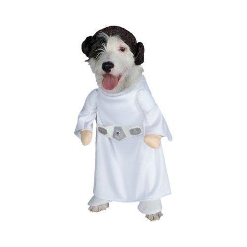 Costumes Amidala Senator (Princess Leia Pet Pet Costume -)