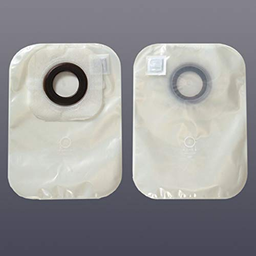 HOLLISTER Colostomy Pouch Karaya 5 One-Piece System 12'' Length 1-1/8'' Stoma Closed End (#3323, Sold Per Box)
