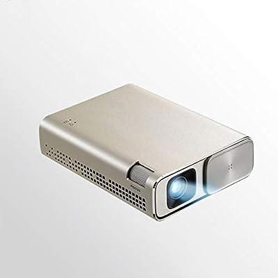 MJ-Brand Micro Proyector portátil - Tecnología DLP Corrección ...