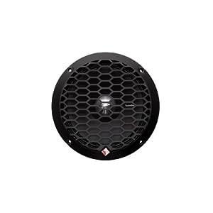 Rockford Fosgate PPS4-6 Punch PRO 6.5-Inch Single Midrange 4 Ohm Loudspeaker