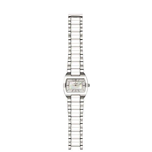 Charmex Corfu 6250 38.5x29mm Multicolor Steel Bracelet & Case Synthetic Sapphire Women's Watch