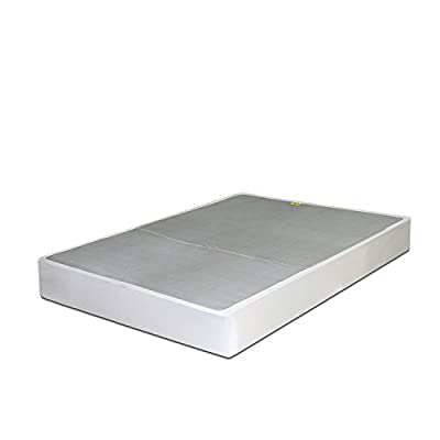 "Best Price Mattress 7.5"" New Steel Box Spring/Mattress Foundation"
