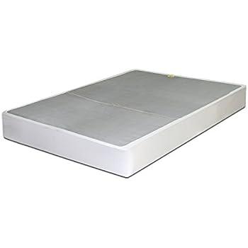 "Best Price 7.5"" New Steel Box Spring/ Mattress Foundation, Full"